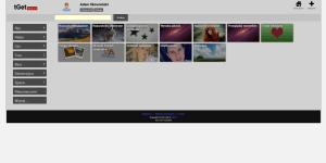 Portal z tłami graficznymi